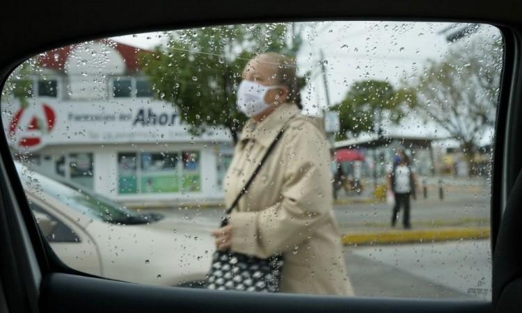 Frente Frío 42 dejará lluvias, granizo y vientos muy fuertes