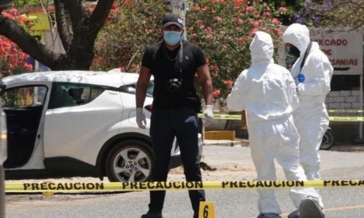Asesinan a tiros a candidata a alcaldesa en Ocotlán de Morelos