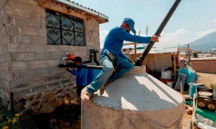 ¡Un rayito de esperanza! En México se exploran los sistemas para captar la lluvia ante la escasez de agua