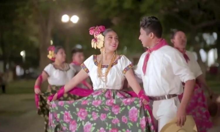 Bailes del Noroeste y Sureste se lucen en la Espartaqueada