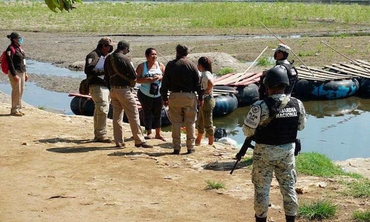 México y Guatemala cooperan en operativo migratorio