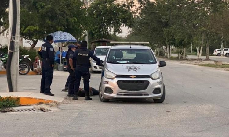 """AMLO siente """"vergüenza"""" por policía que mató a salvadoreña"""