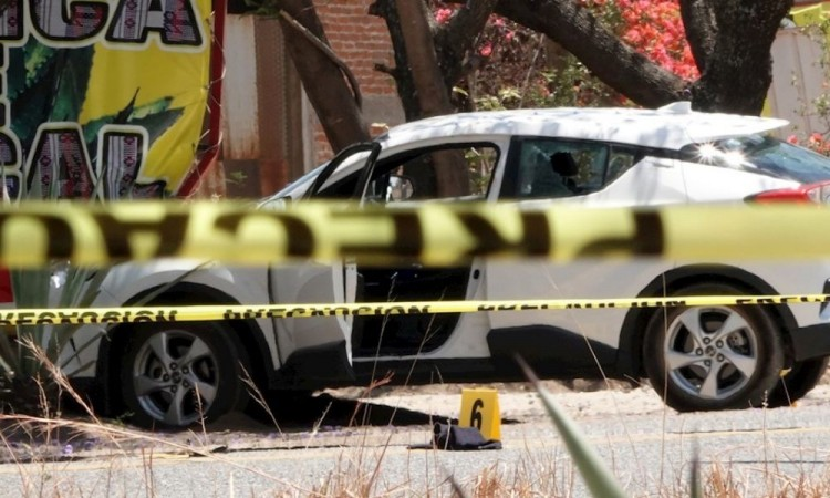 Matan a dos miembros del PRD en Guanajuato a dos meses de elecciones