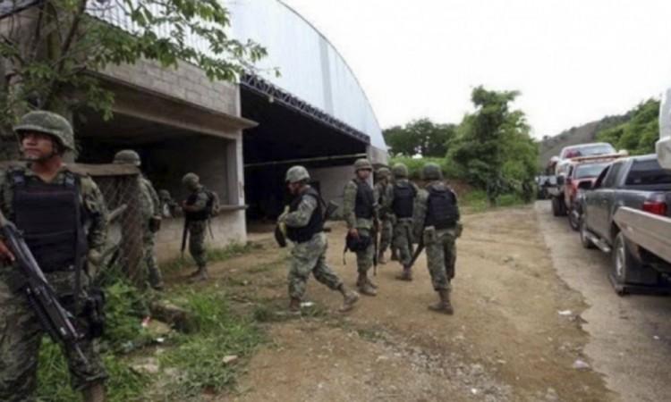 Detienen a siete militares por la matanza de Tlatlaya de 2014