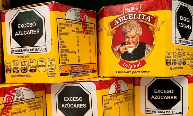 México avanza en su etiquetado frontal de alimentos y bebidas procesados