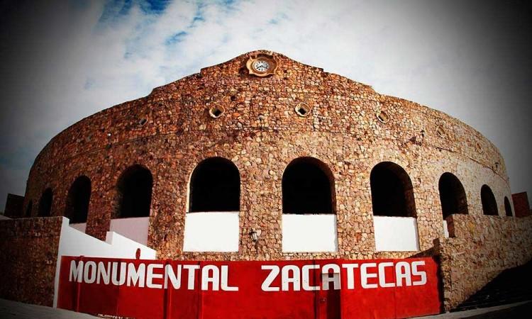 Se reanuda actividad taurina en la plaza Monumental de Zacatecas