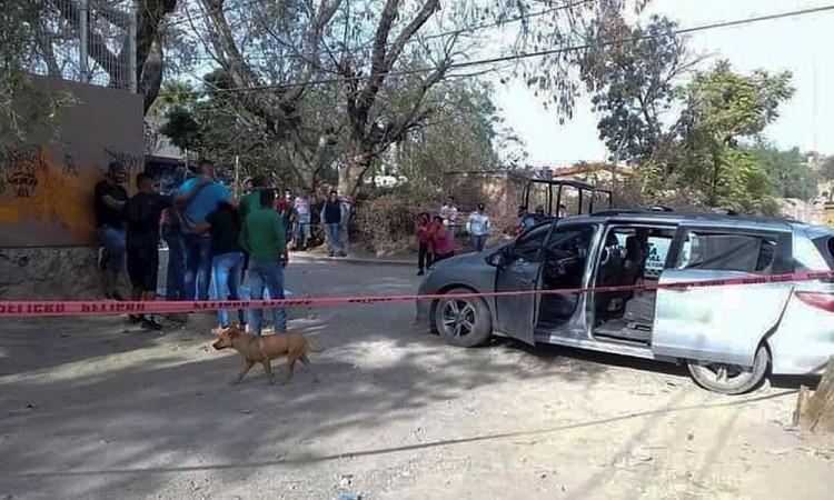 Mueren cinco personas, entre ellas dos policías, en un tiroteo en Irapuato, Guanajuato
