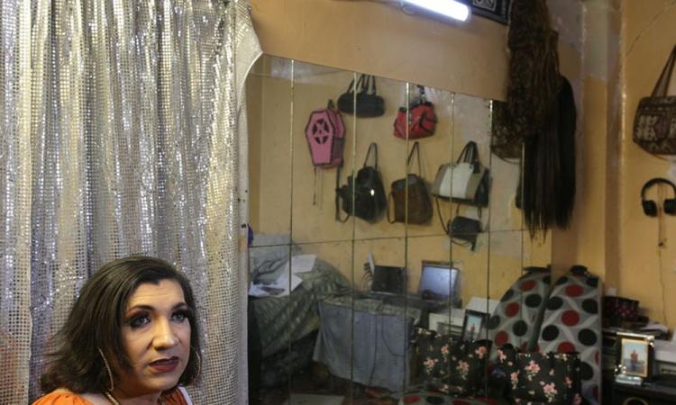 Migrantes trans comparten sueños y miedos en un refugio de Ciudad Juárez