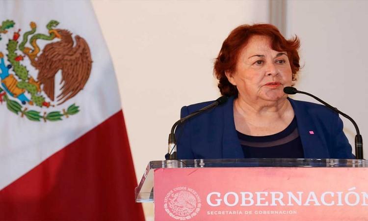 La investigadora Rosa María Álvarez recibe el Premio Nacional de Derechos Humanos México 2020