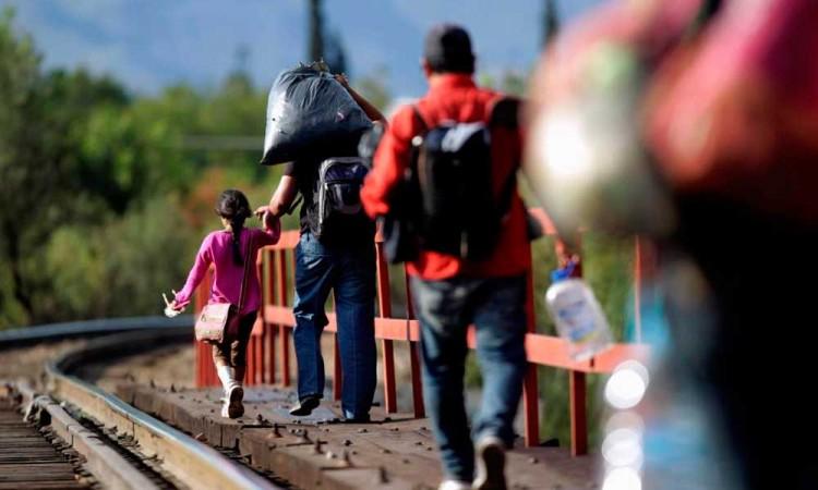 México registra 2 mil migrantes desaparecidos