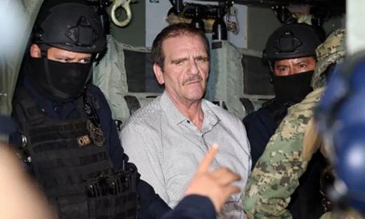 """AMLO cuestiona a juez por absolver al capo """"el Güero"""" Palma"""