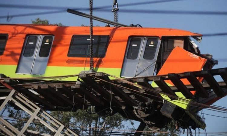 Familiares de fallecidos y lesionados por accidente en el metro de la CDMX recibirán apoyo económico