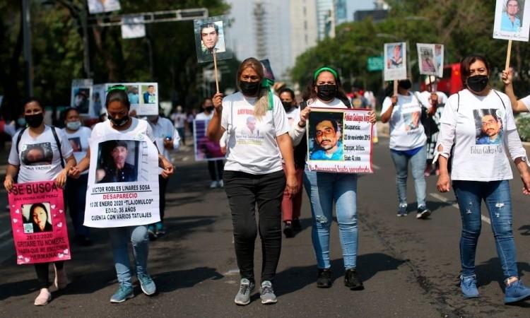 Madres de personas desaparecidas en México piden soluciones urgentes