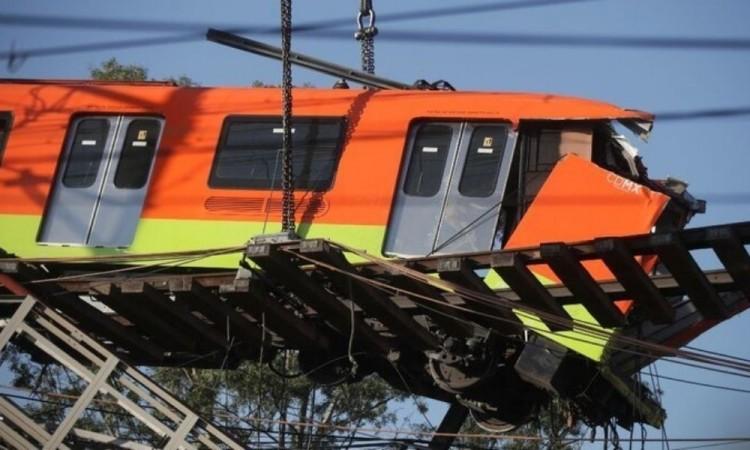 Será hasta junio cuando presenten resultados de peritaje sobre accidente del metro