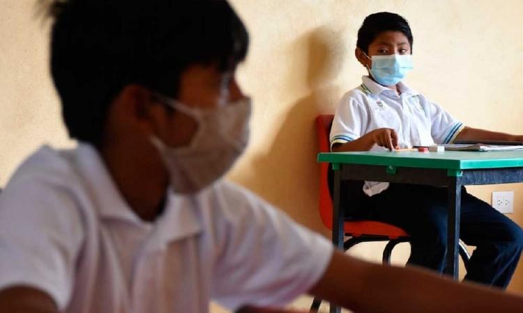Escuelas en Guanajuato inician programa para regresar a las aulas