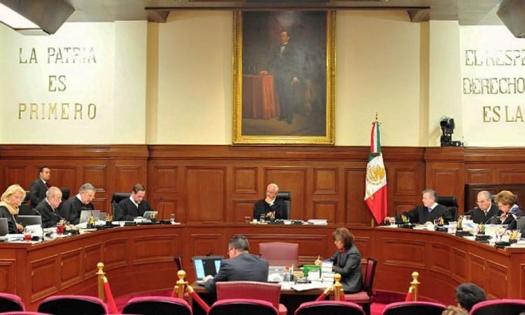 SCJN admite demanda contra la reforma eléctrica de México