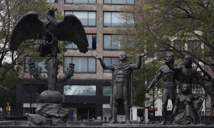 """Gobierno """"inventa"""" la fundación de Tenochtitlan en 1521"""