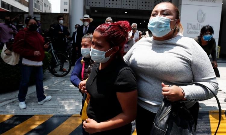 Madre de Giovanny, menor que murió en accidente del metro demandará a las autoridades