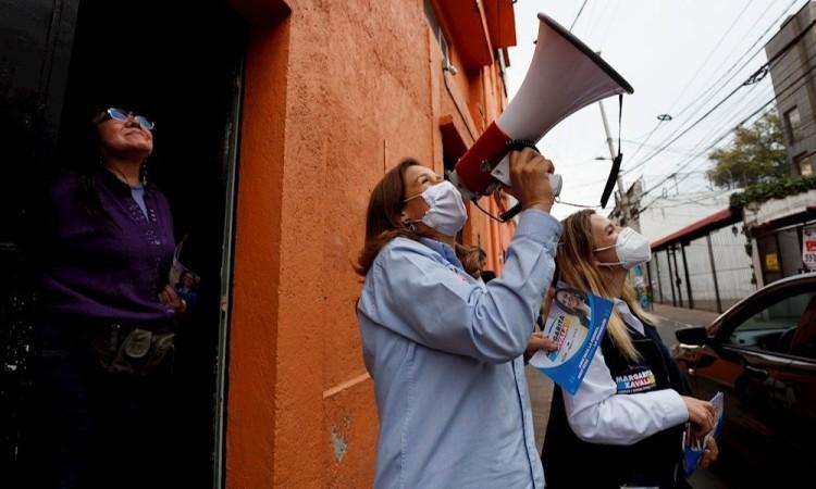 Gobierno de López Obrador desprecia a las mujeres: Margarita Zavala