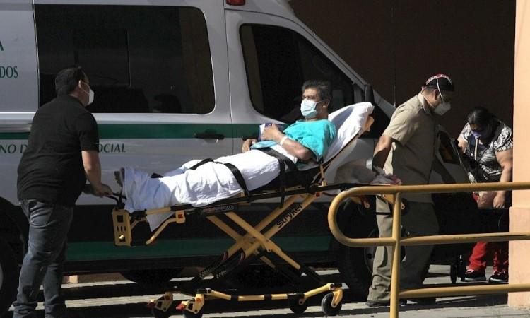 México en el cuarto lugar de muertes por coronavirus en el mundo