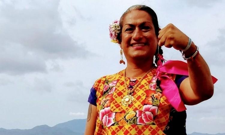 Candidata muxe busca transformar la realidad de la comunidad LGBT en México