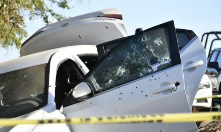 Asesinan a jefe de policía en Sinaloa