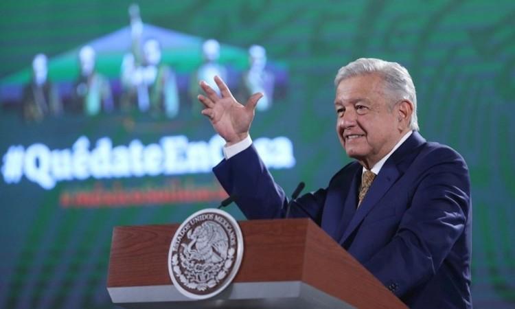 López Obrador acatará fallo de Tribunal Electoral pero niega hacer propaganda