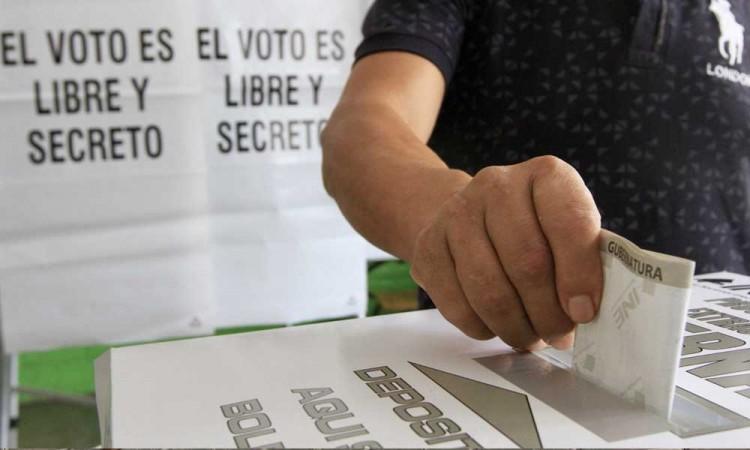 El próximo 6 de junio se instalarán 162 mil centros de votación en México
