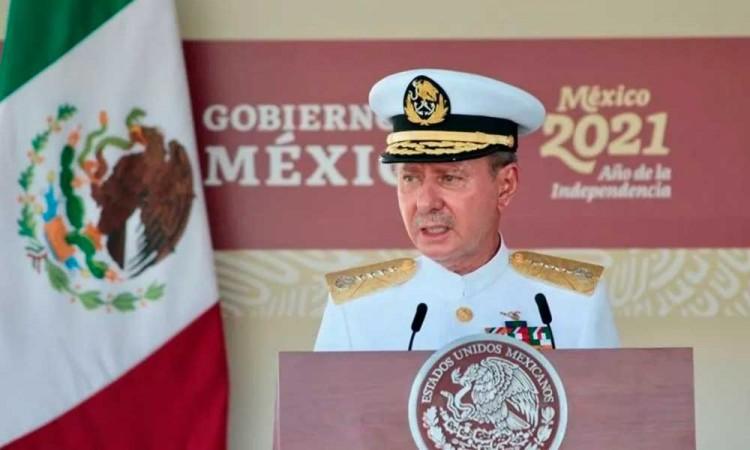 Secretario de Marina niega militarización de los puertos en México