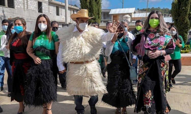 Los indígenas de Chiapas se alejan de la contienda electoral mexicana
