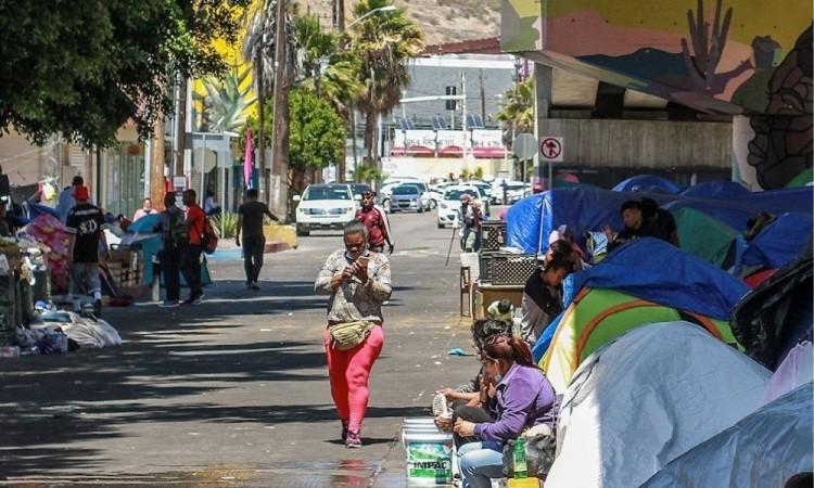 Los efectos de la migración quedan marginados en el debate electoral mexicano