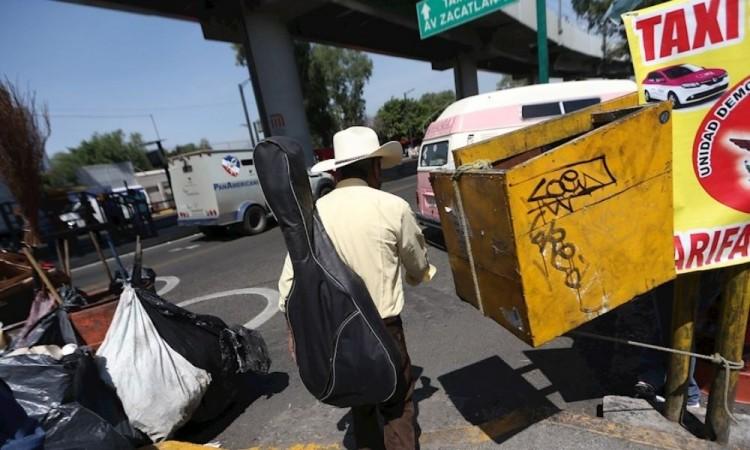 La Ciudad México, partida en dos por la polarización electoral