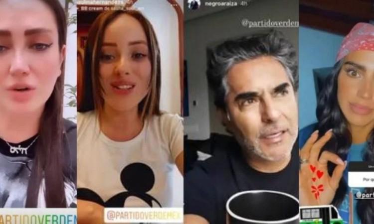 """Confirma FGR investigación a """"influencers"""" por delitos electorales"""