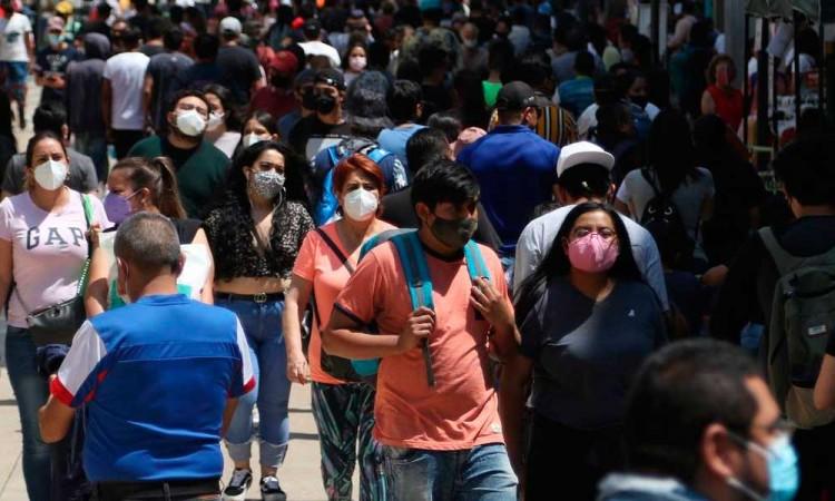 Uno de cada cuatro mexicanos tuvo covid-19 en 2020, de acuerdo a un estudio de la Ensanut