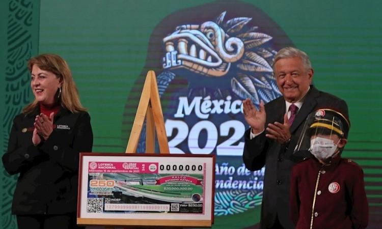 El Gobierno de México sorteará un palco en el Estadio Azteca