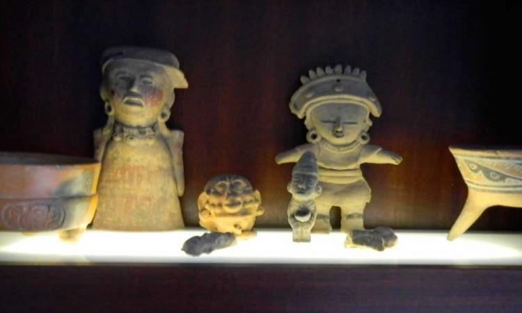 Recupera México 34 piezas arqueológicas de manos de coleccionistas privados en Alemania