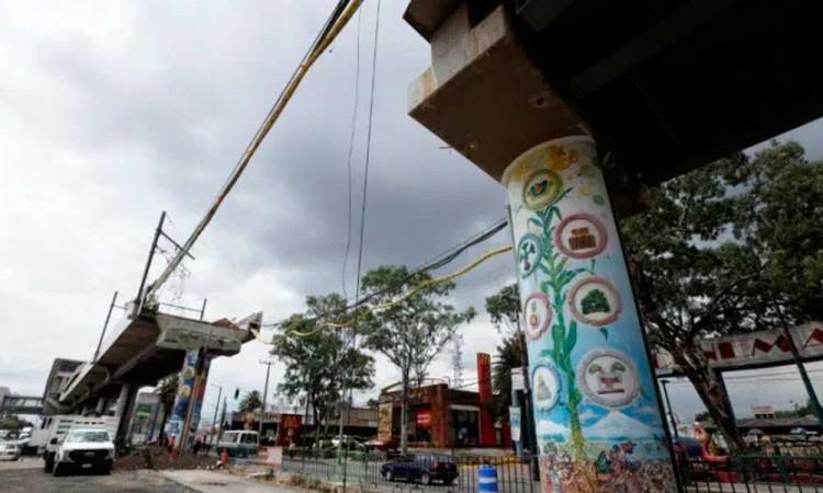 Continuará cerrada por ahora la línea 12 del metro de CDMX
