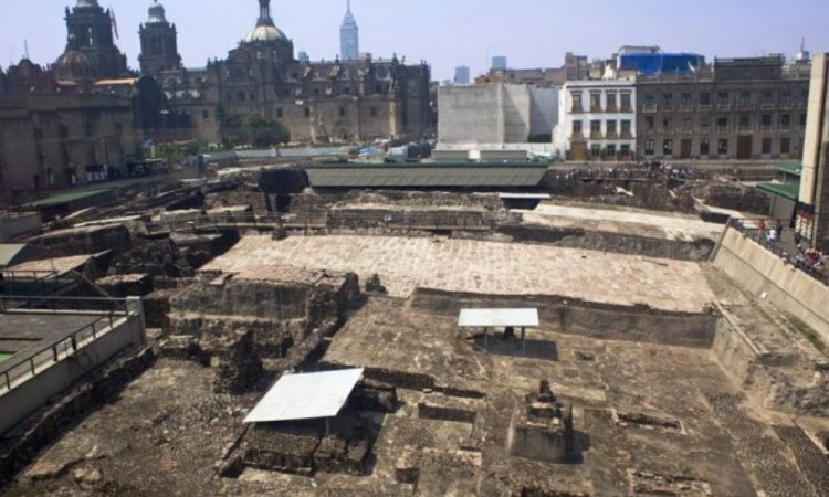 La Ruta Maya será en 2023 y comenzará en México en el Templo Mayor