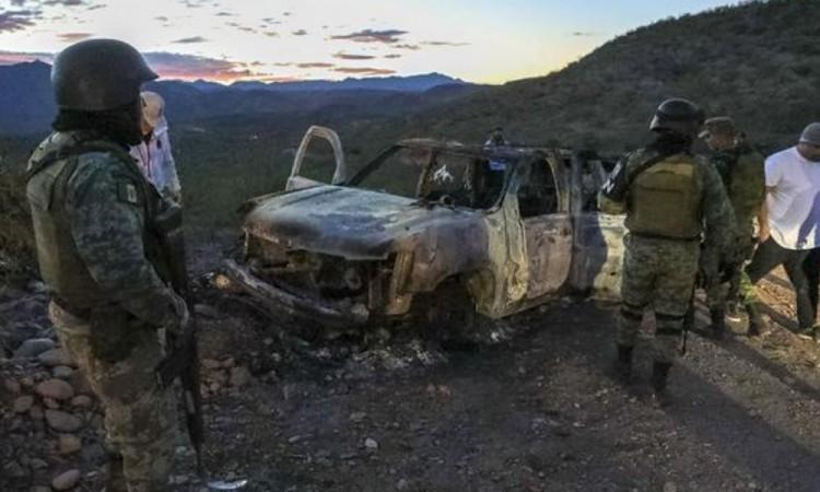 Detienen al presunto autor intelectual de la masacre de mormones en Sonora