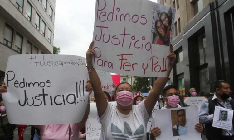 Procesan a Diego Helguera por tentativa de feminicidio contra Fernanda y Polly