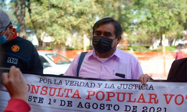 Morenistas llaman a votar en la Consulta Popular