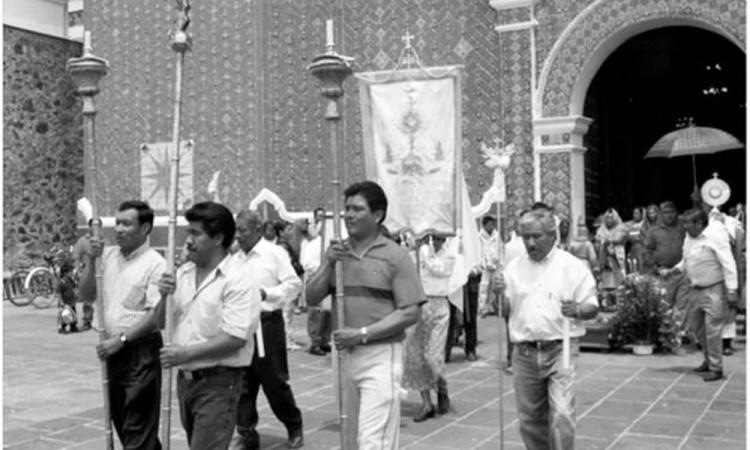 Piden replicar organización religiosa de Tlaxcalancingo