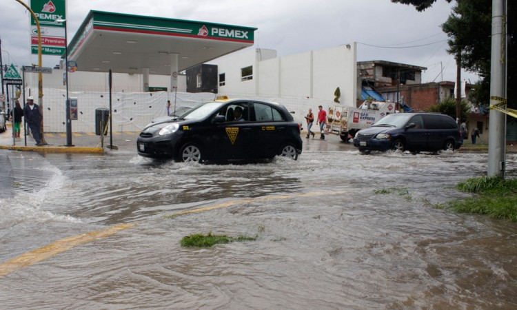 Vulnerables, 73 municipios poblanos por lluvias
