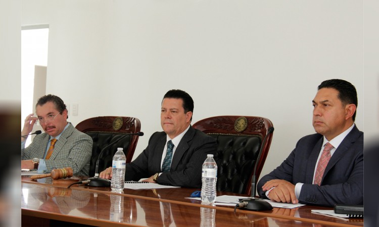 Denuncia Morena a Lastiri por actos anticipados de campaña