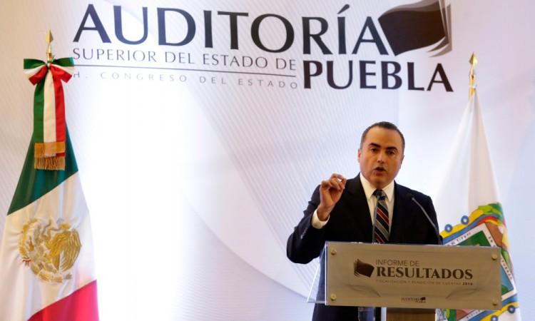 Paga ASE Puebla 149 mp por banquete para auditores