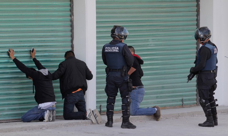 Opera crimen en estados con gobiernos complacientes