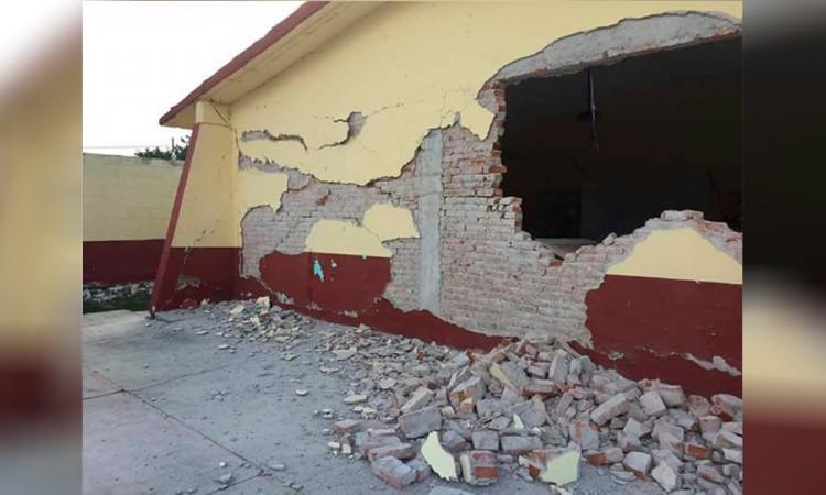 Revisa aquí las escuelas que serán demolidas en Puebla