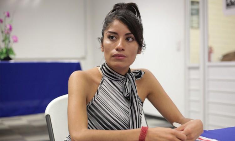 Convencer a militantes de Morena, reto de Barbosa: Laura Cid