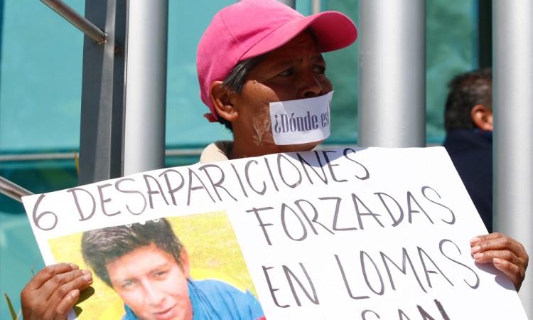 Desaparecen 1,633 personas en Puebla durante gobierno de Peña Nieto