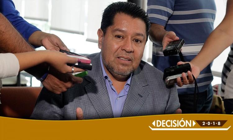 Presenta Guillermo Aréchiga su #3de3; bienes superan los 6 mdp